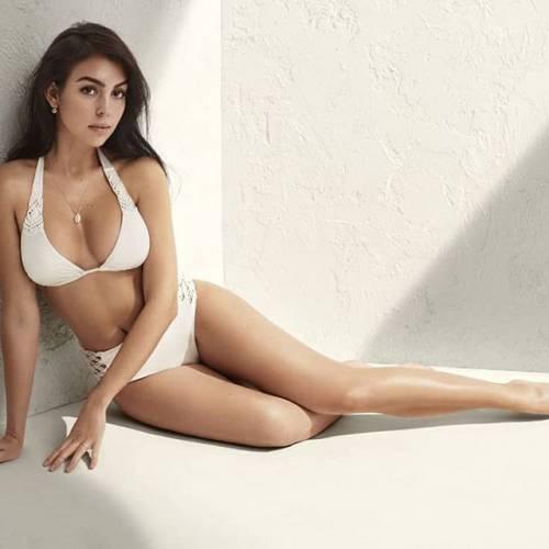 Georgina Rodriguez è la regina di Instagram 7