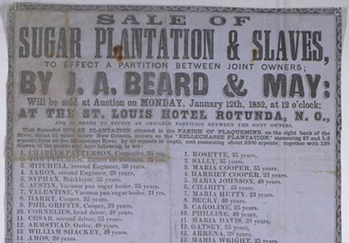 Trovata l'ultima nave degli schiavi