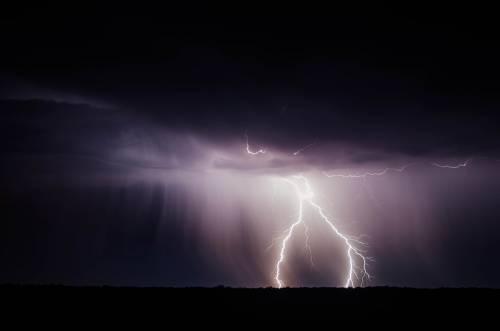 Allerta meteo: piogge e temporali su gran parte d'Italia