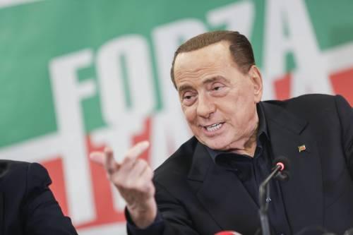 """Berlusconi: """"Senza Forza Italia il centrodestra non esiste"""""""