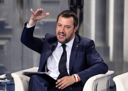 """Salvini azzera la Mogherini: """"Non ha fatto un c...o. Per quello non ve la ricordate"""""""