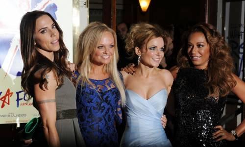 Spice Girls, bagni di ghiaccio e tequila per festeggiare l'inizio del tour