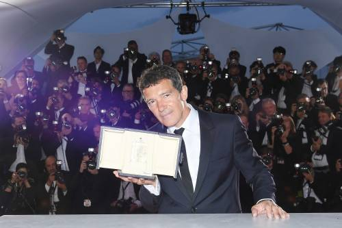 Antonio Banderas premiato come Miglior Attore a Cannes 2019 3