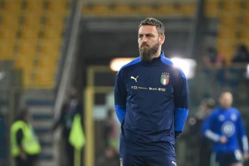 De Rossi ricoverato per Covid dopo il focolaio in Nazionale