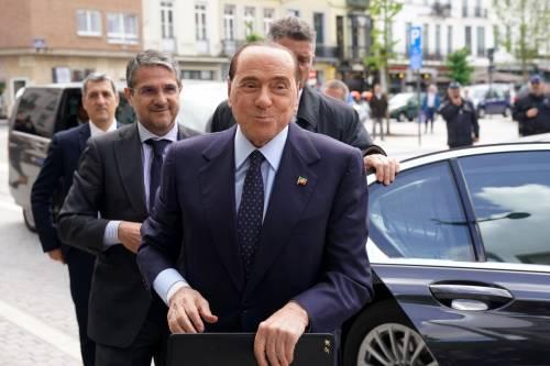 "Coronavirus, Berlusconi: ""Piano Marshall dell'Ue per le imprese italiane"""