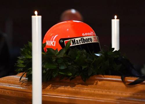 L'ultimo saluto a Niki Lauda 2