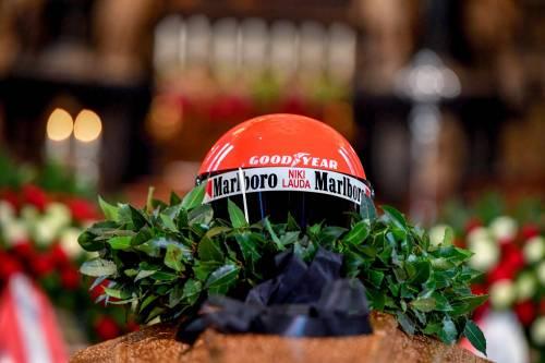 L'ultimo saluto a Niki Lauda 6