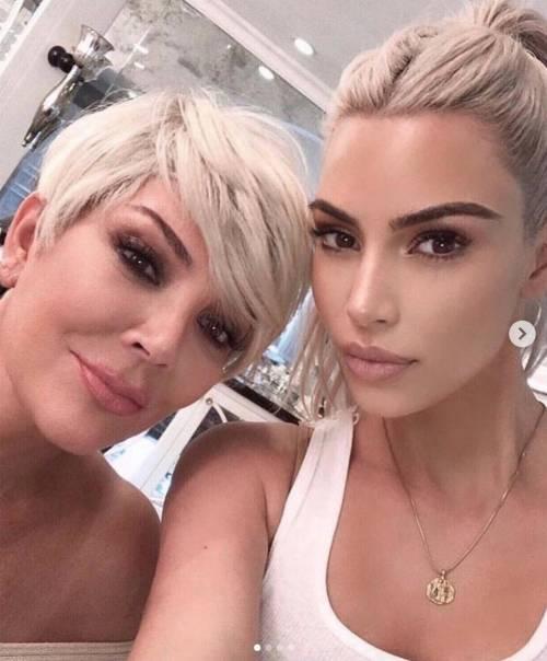 Kim Kardashian mozzafiato su Instagram: foto 6
