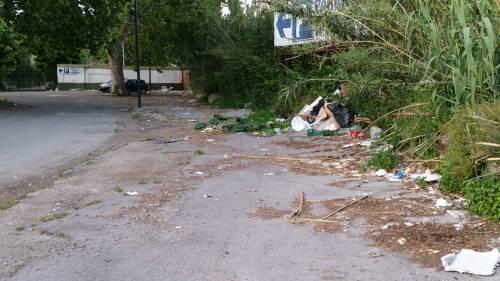 Napoli, l'abbandono di Agnano 4