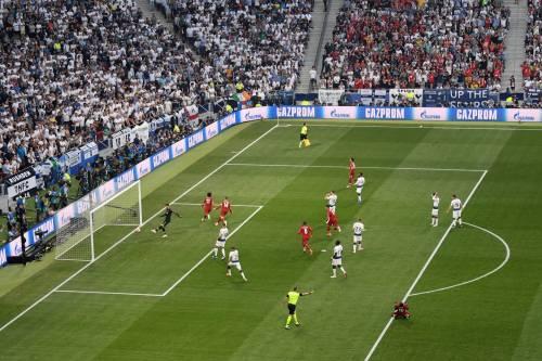 Tottenham-Liverpool in dieci scatti: il meglio della finale di Champions  6