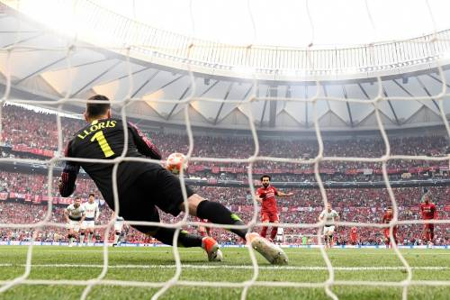 Tottenham-Liverpool in dieci scatti: il meglio della finale di Champions  8