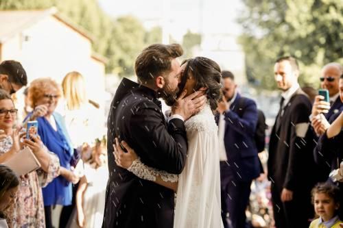 Lorella Boccia sposa il suo Niccolò Presta