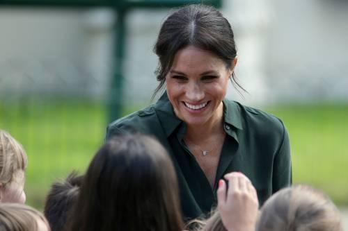 Meghan Markle, la duchessa di Sussex in foto 6