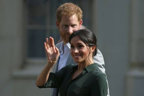 Meghan Markle, la duchessa di Sussex in foto 7