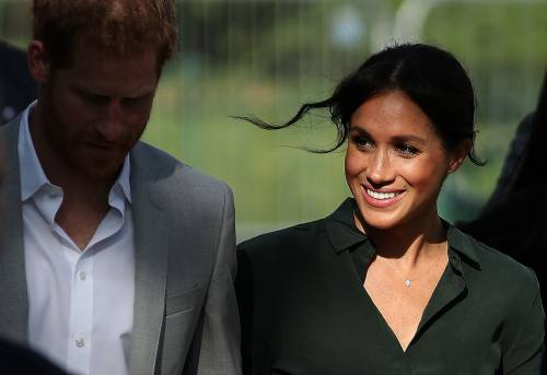 Meghan Markle, la duchessa di Sussex in foto 8