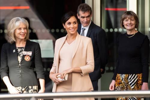Meghan Markle, la duchessa di Sussex in foto 5