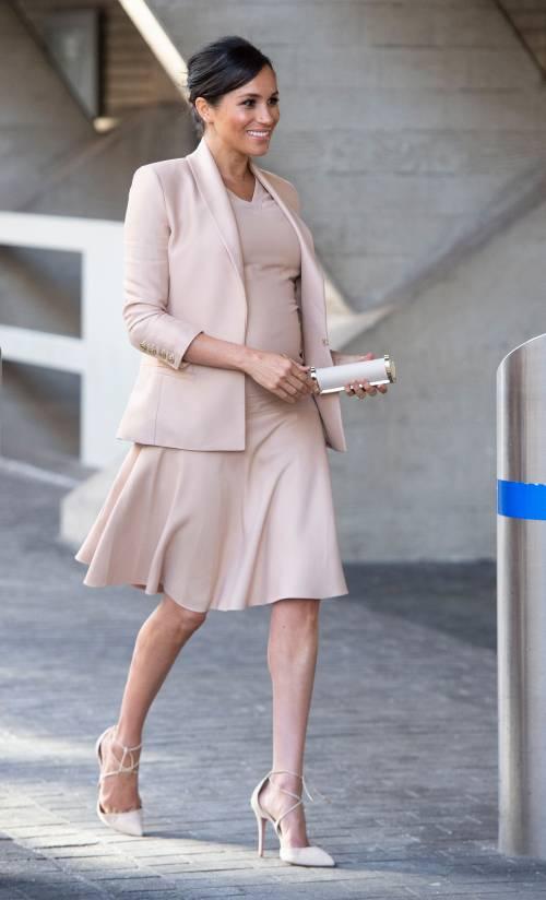 Meghan Markle, la duchessa di Sussex in foto 4