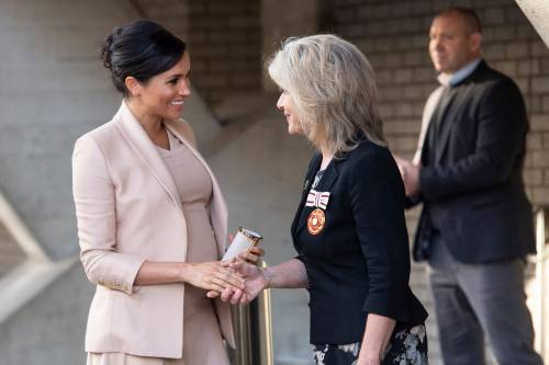 Meghan Markle, la duchessa di Sussex in foto 10