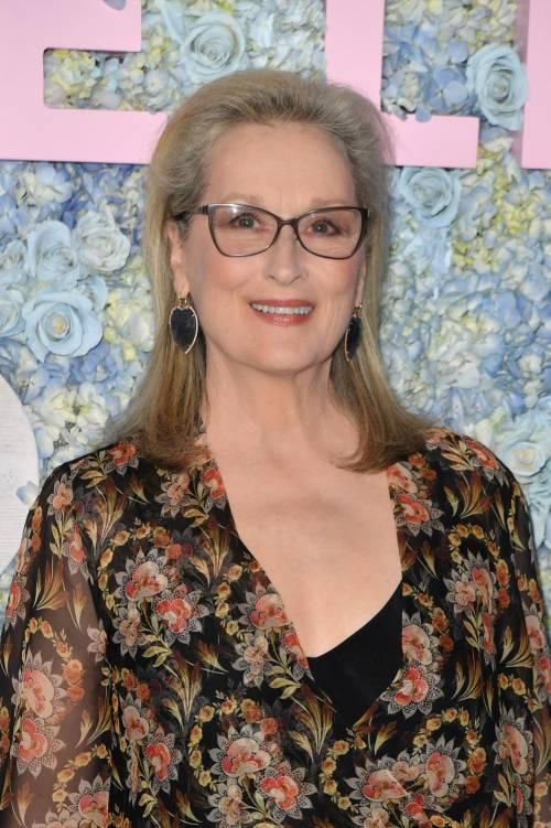 """Meryl Streep: """"La mascolinità tossica uccide gli uomini"""""""