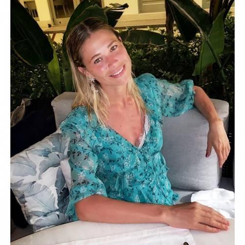 Carla Pereyra infiamma Instagram: gli scatti di lady Simeone 6