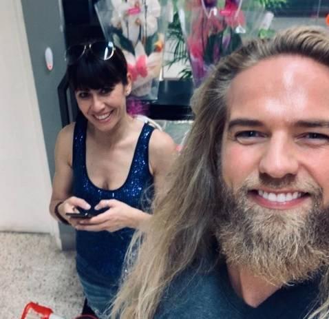 Lasse Matberg dimesso dalla clinica va a cena con Sara Di Vaira