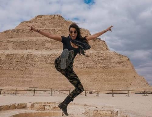 Lexie a 21 anni ha già visitato tutti i 196 Paesi del mondo
