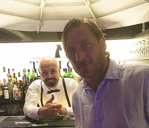 Ilary Blasi e Francesco Totti, scatenati a Montecarlo 5