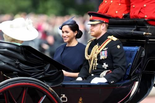 La famiglia reale per il Trooping The Colour 2019 4