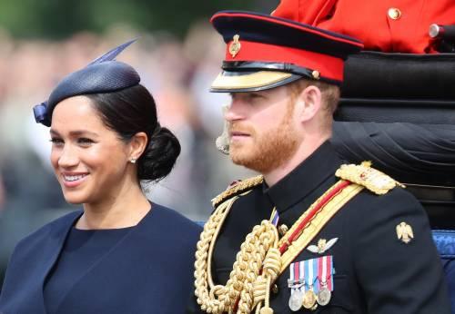 La famiglia reale per il Trooping The Colour 2019 5