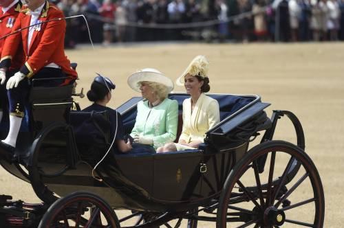 La famiglia reale per il Trooping The Colour 2019 6