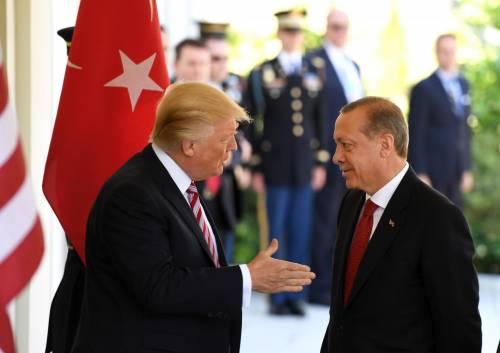 Gli Usa minacciano la Turchia: adesso arriva la resa dei conti