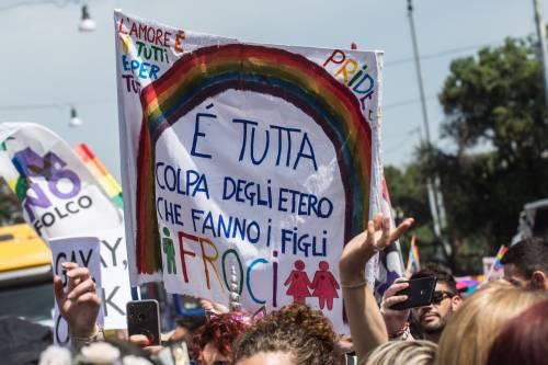 Gay Pride, gli slogan choc