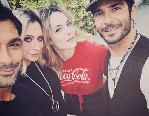"""Francesco Arca: """"Tra me, Laura Chiatti e Marco Bocci am"""