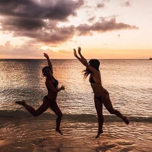 Erika Choperena incanta su Instagram: gli scatti di lady Griezmann 8