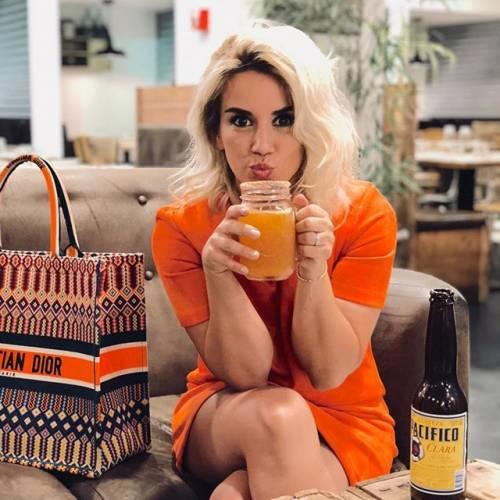 Erika Choperena incanta su Instagram: gli scatti di lady Griezmann 10