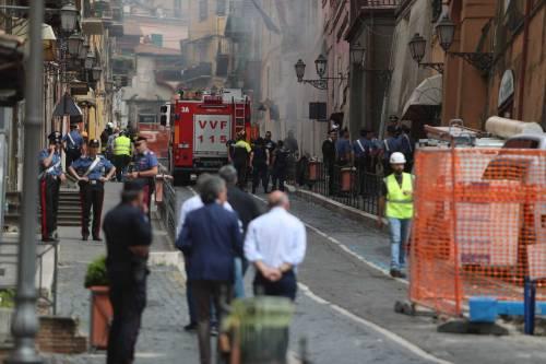Esplosione Rocca di Papa: morto il delegato del sindaco