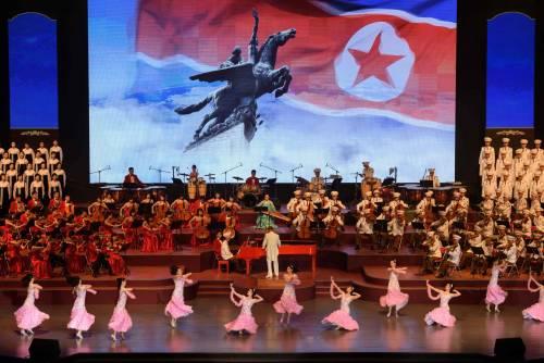 Corea del Sud, apre un ristorante con bandiera nordcoreana. Il proprietario rischia il carcere
