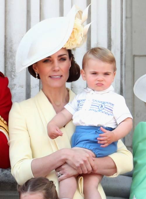 Royal Family, i Cambridge al Trooping the Colour: foto 11