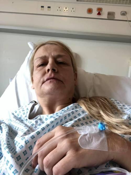 Joanne, invalida dopo il morso della zecca 4