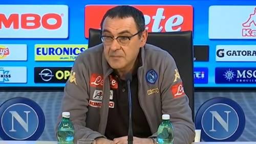 Le 10 frasi di Maurizio Sarri contro la Juventus