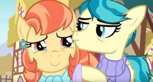 Adesso anche in My Little Pony c'è una coppia omo