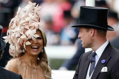 I cappelli e i look più curiosi del Royal Ascot 6