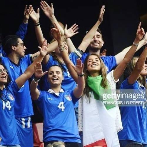 Eleonora Goldoni incanta sui social: gli scatti della giovane calciatrice azzurra 4