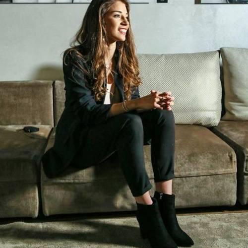 Eleonora Goldoni incanta sui social: gli scatti della giovane calciatrice azzurra 10