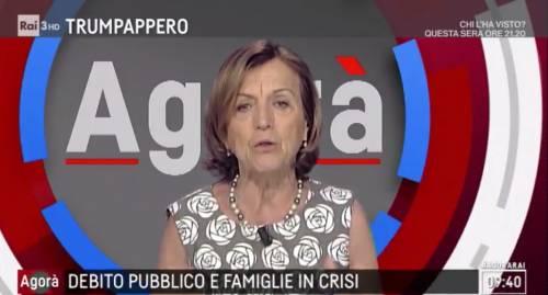 """Fornero fa retromarcia: """"L'Italia? Non è in crisi"""""""