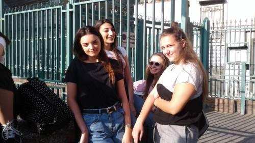 Esame di Maturità: le emozioni degli studenti di Napoli 2