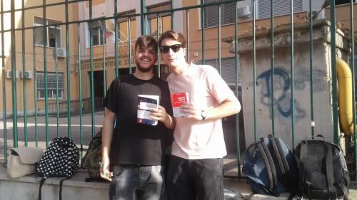 Esame di Maturità: le emozioni degli studenti di Napoli 3