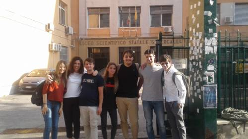 Esame di Maturità: le emozioni degli studenti di Napoli 4