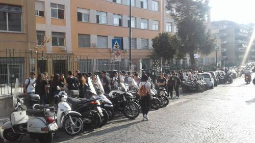 Esame di Maturità: le emozioni degli studenti di Napoli 6