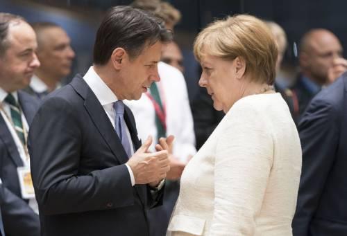 """""""Il Mes va usato"""", """"Decido io"""". Ora è gelo tra Merkel e Conte"""